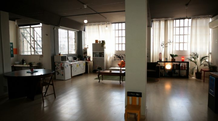 OUR LOCATION IN POBLENOU, BARCELONA